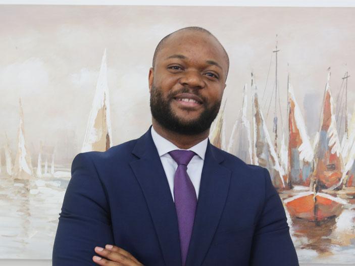 H.E. Lucas Nguema Mbulito