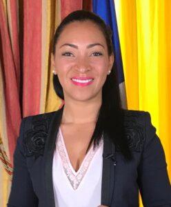 Pricilla Wolmer (MODERATRICE)