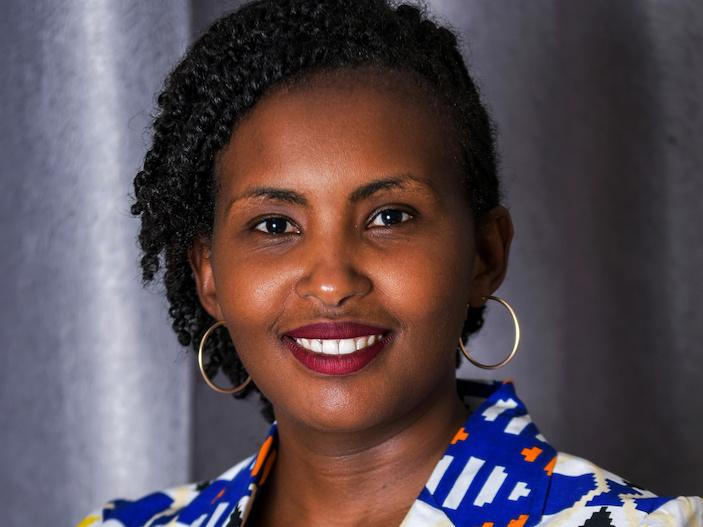Grace Nzula