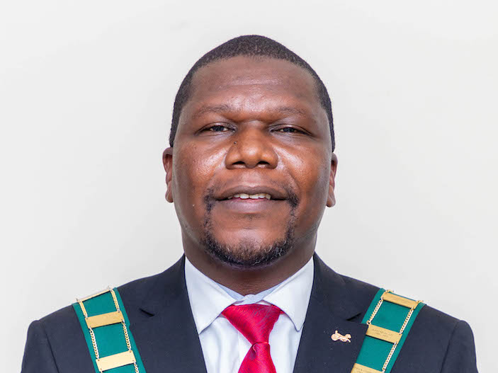 President of the Institute of People Management Zimbabwe